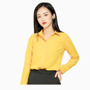 Solid Yellow Shirt