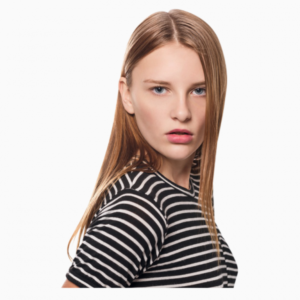 Ladies Striped T-Shirt