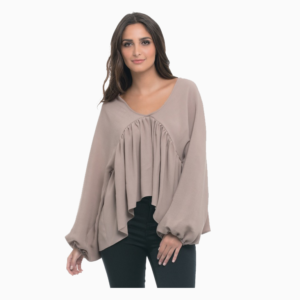 Women Ruffled Top