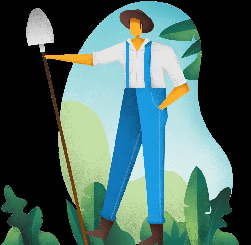 Flexile Organic Farming